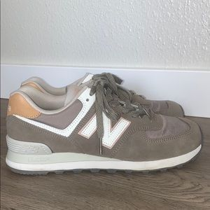 New Balance Women's 574 sneakers